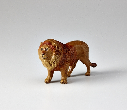 Lion, 1920–40, compound, inv. no. 6035 a-d-79